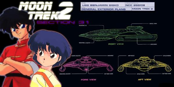 Moon Trek II : Section 31's Header Image!