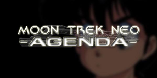 Moon Trek NEO : Episode Two - Agenda's Header Image!