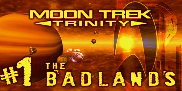 Moon Trek Trinity : The Badlands's Header Image!