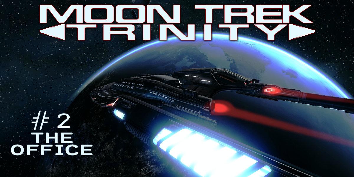 Moon Trek Trinity II : The Office's Header Image!