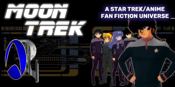 Moon Trek title image.